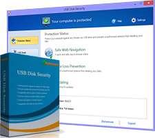 حفاظت از حافظه های جانبی ، USB Disk Security 6.6.0.0
