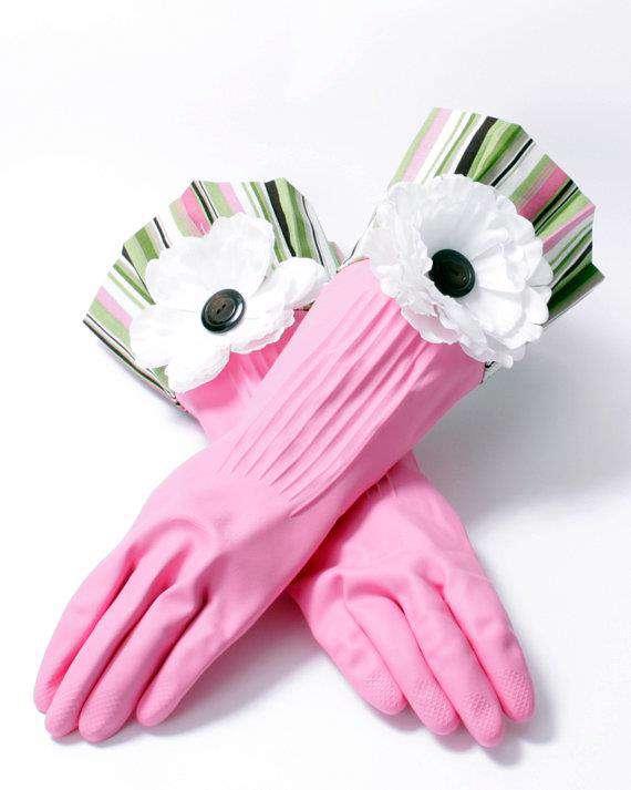 دستکش آشپزخانه را زیبا کنید