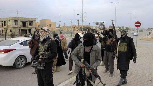 داعش در ایران دیده شده؟!