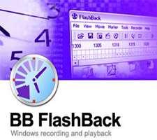 ساخت فیلم آموزشی، BB FlashBack Pro 5.24.0.4208