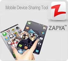 دانلود Zapya 5.6  انتقال سریع فایل ها از طریق وایرلس در اندروید