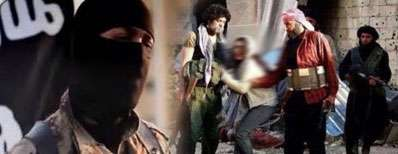 هر زن اسیر بین 10 مرد داعشی!!