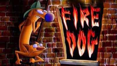 سگ آتشنشان ( گربه سگ )