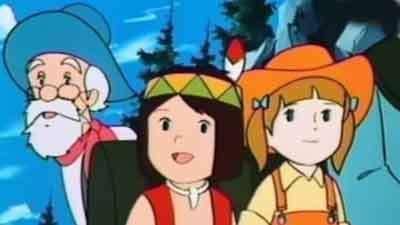 بچه های کوه تاراک 15 ( سفر به شهر بزرگ )