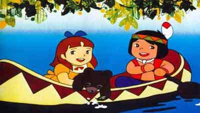 بچه های کوه تاراک 7 ( جکی کوچولوی شجاع )