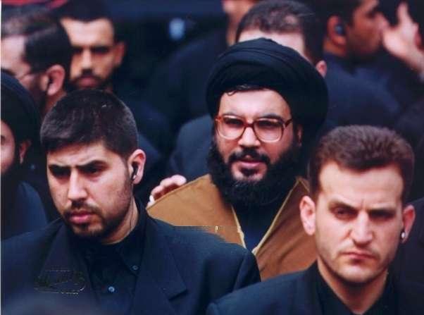 سیدحسن نصرالله به روایت تصاویر