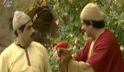 پرتقال فروش (شکرآباد)