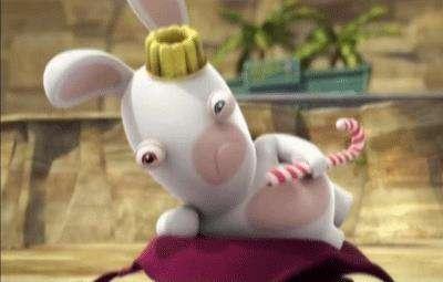 خرگوشک ها (هیپنوتیزم )