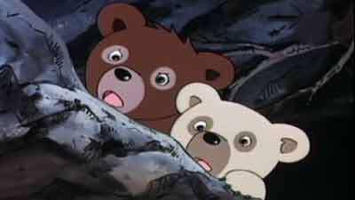بچه های کوه تاراک 23 ( حریق در جنگل )