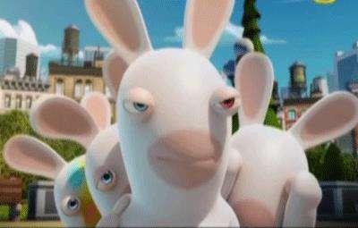 خرگوشک ها ( خرگوش هنرمند )