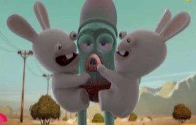 خرگوشک ها (موجود فضایی )