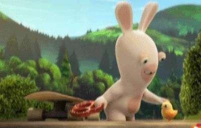 خرگوشک ها ( جوجه و خرگوش )
