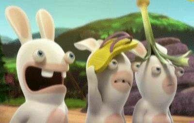 خرگوشک ها ( جشن تخم مرغ ها_ 6 )