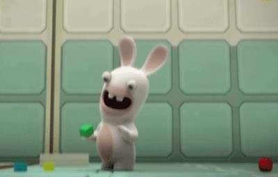 خرگوشک ها ( آزمایش روی خرگوشک ها )
