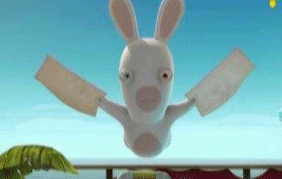 خرگوشک ها ( پرواز )