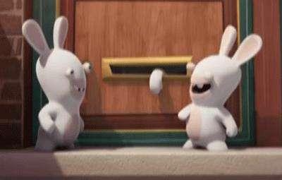 خرگوشک ها ( جشن تخم مرغ ها_ 5 )