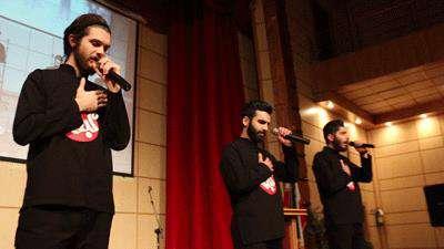 سردار ایرانی / گروه موسیقی نبض