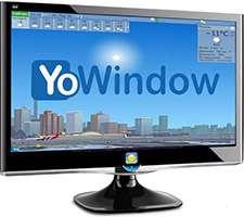 دانلود YoWindow Unlimited Edition 4 Build 23 Final نمایش وضعیت آب و هوا