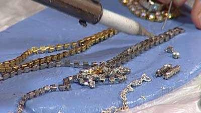 آموزش ساخت زیورآلات لحیمی