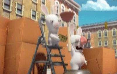 خرگوشک ها ( جشن تخم مرغ ها_ 9 )