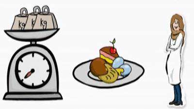 وزن گیری مناسب در بارداری
