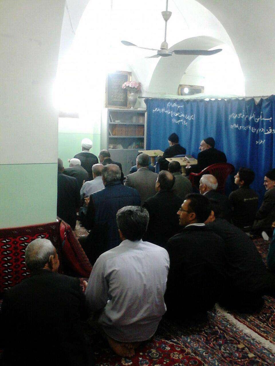 مسجد دخرآباد