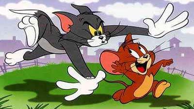 دانلود کارتون تام و جری و سیندرلا