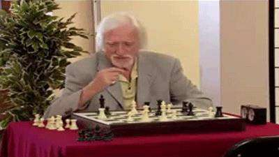 دوربین مخفی شطرنج بازی کردن با روح