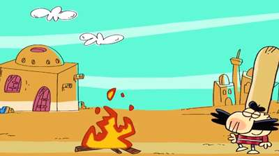 دانلود دیرین دیرین  فیلم چهارشنبه سوری (طنز)