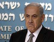 گلایه نتانیاهو از کری