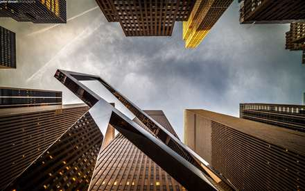 معماری مدرن و شهری