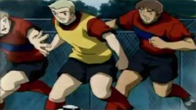 کارتون فوتبالیستها 4 - قسمت 44