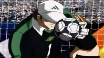 کارتون فوتبالیستها 4 - قسمت 50
