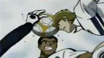 کارتون فوتبالیستها 4 - قسمت 34