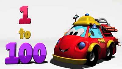 آموزش اعداد انگلیسی / اعداد 1 تا 100