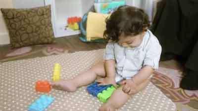 بازی های مناسب با سن کودک ( کودک پروری )