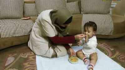 وعده های غذایی ( کودک پروری )