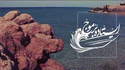 ایستاده بر موج / محمد ضیائی