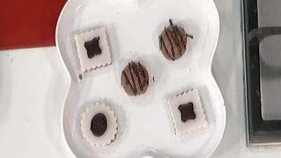 حلوا شکلات چیپسی