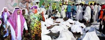 کشتارهای پی در پی در عربستان معجزه الهی است!