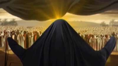 انیمیشن خطبه حضرت زینب