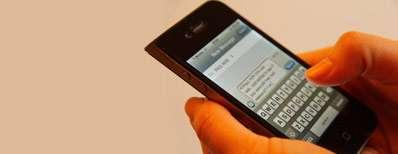 مضرات پیامک بازی برای سلامتی