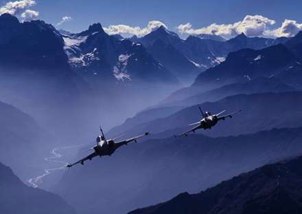 هواپیما، نظامی