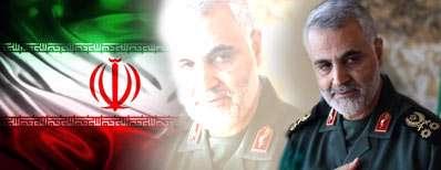 سردار سلیمانی فراتر از اسد و پوتین
