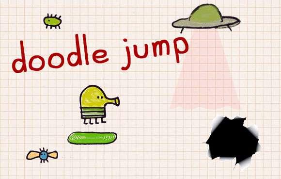 دانلود بازی پرهیجان Doodle Jump 3.10.8 برای اندروید