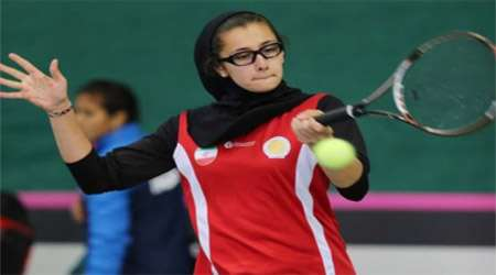 می خواهم شاراپووای تنیس ایران باشم