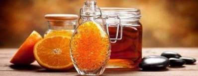 صبحانه ای درمانگر با عسل و پرتقال + روش تهیه