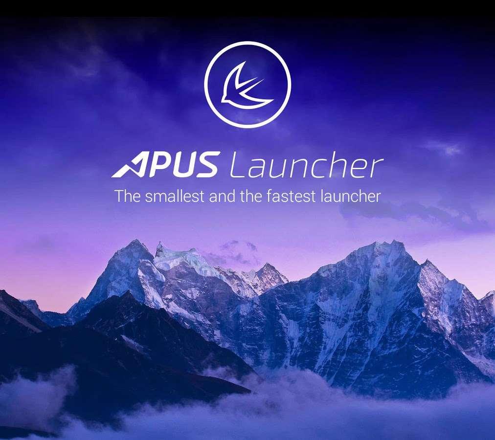 APUS Launcher 3.2.3  لانچر زیبا و سریع آندروید
