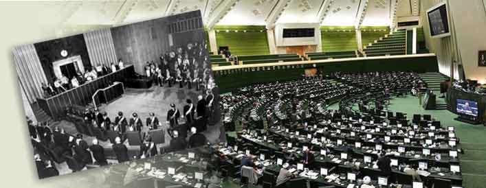 انتخابات مجلس از پهلوی تا امروز