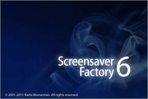 Blumentals Screensaver Factory Enterprise 6.7